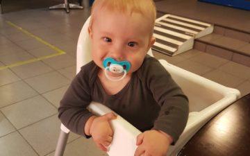 Липатенков Александр, 10 месяцев