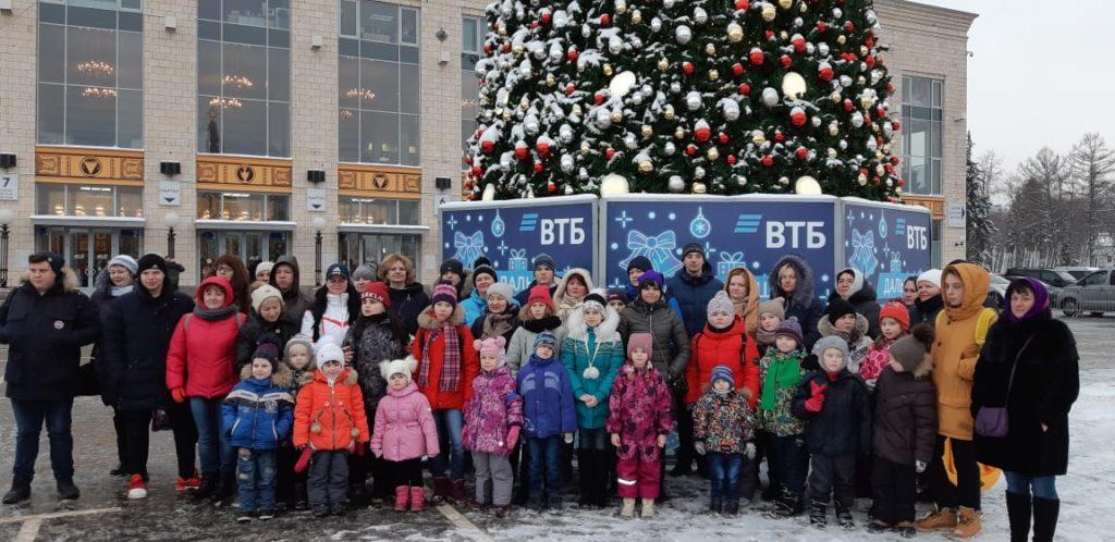 Поездка детей в Большой Московский государственный цирк