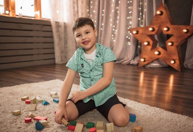 Баранцев Артем, 6 лет