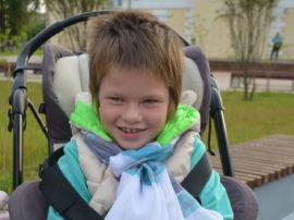 Открыт сбор средств на курс реабилитации Ионовой Анне