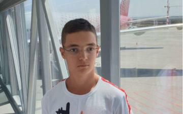 Мельник Виктор, 15 лет