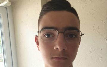Мельник Николай, 15 лет