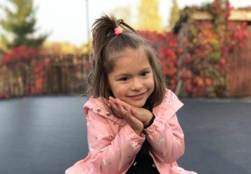 Бабанова Арина, 5 лет