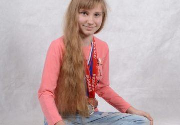 Голубова Ольга, 13 лет