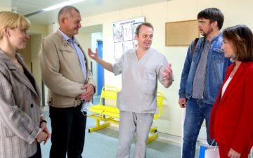 Фонд приобрёл  ноу-хау для Турнеровского Центра, чтобы  маленькие пациенты могли учиться ходить