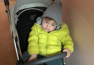 Фролов Илья, 2 года