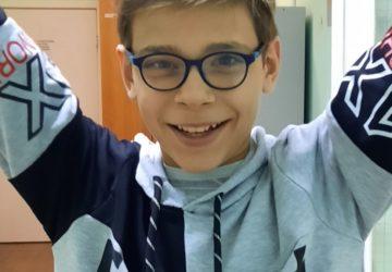 Махотин Иван, 12 лет