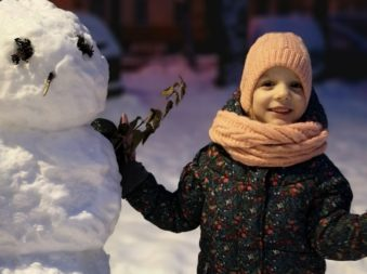 Николаева Дарья, 5 лет
