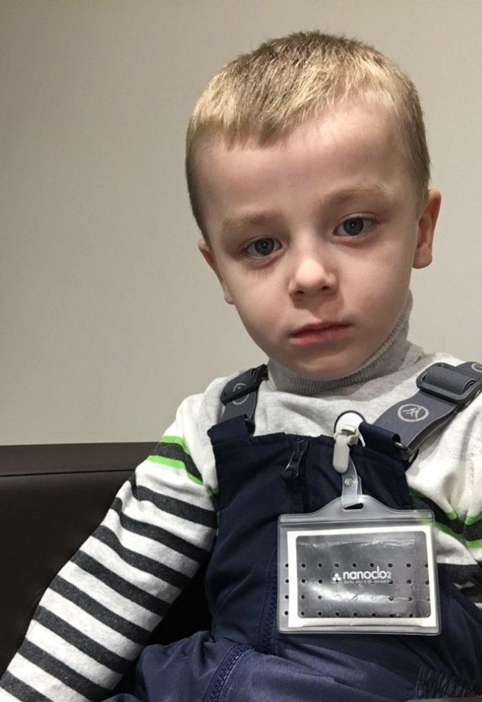 Андрианов Артем, 4 года