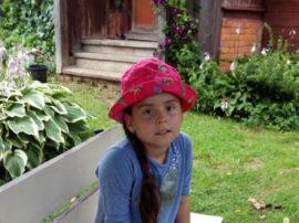 Завьялова Софья, 8 лет