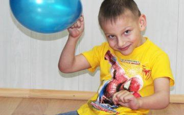Бушманов Кирилл, 9 лет