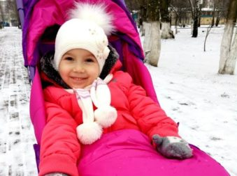Долгушина Варвара, 5 лет