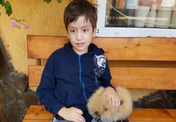 Эксузян Тигран, 9 лет