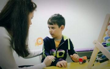 История ребенка с ДЦП
