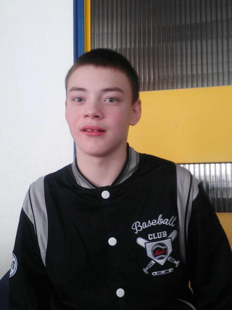 Лукьянов Никита, 14 лет
