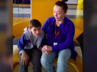 Мама Данилы Судилова выражает благодарность