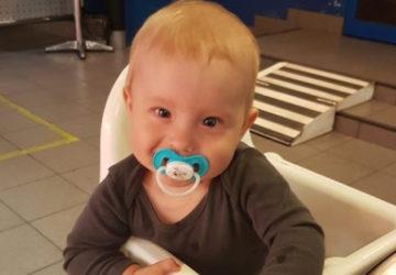 Липатенков Александр, 1 год