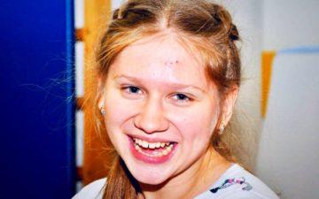 Диана Янбаева, 16 лет