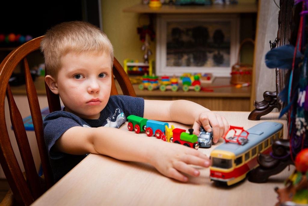 Зарубин Илья, 6 лет